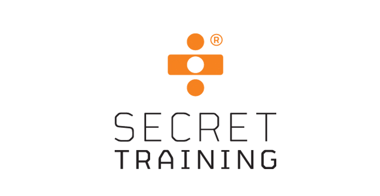 Secret Training web site